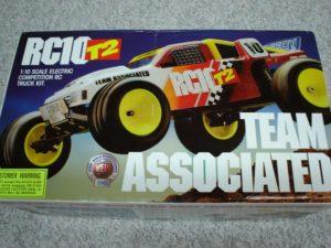 Team Associated T2 Truck Kit